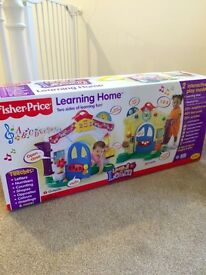 Fisher Price Laugh & Learn House - 24 x 42 x 93 cm - Brand New in Box!