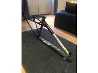 GT avalanche mountain bike frame