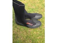 O'Neill 5mm wetsuit boots UK11