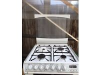 Cooker with Twin Oven
