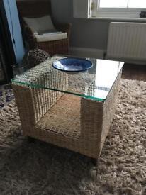 Coffee table £20