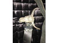 Aleksander McQueen belt