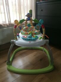 Jumperoo Fisher Price- as new