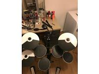 Elctronic drums