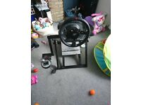 Thrustmaster T500RS Wheel, R8 Shifter & Stand
