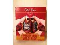 Mens old spice gift set