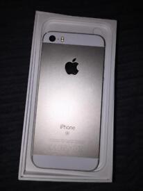 iPhone 5c gold