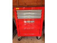 Facom 6 drawer roller cabinet