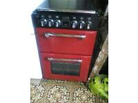Stoves gas and electric cooker