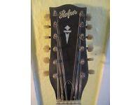 Hofner 12 string guitar 1960s