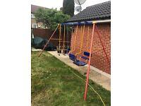 Ketler swing set