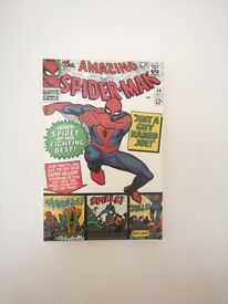 Comic Book Themed Canvas Posters (2 TOTAL can be sold seperately)