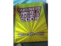 Guinness world record books from 2008 to 2013