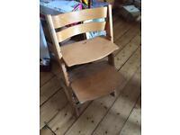 Stoke Trip trap chair