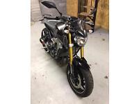 Yamaha MT09 FULL AKROPOVIC Motorbike