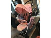 AS NEW my babiie pushchair