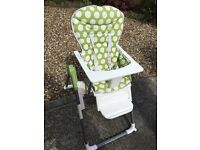 Obaby high chair