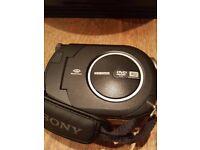 SONY DCD-DVD 110 E disc camcorder