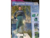 Waterproof waders
