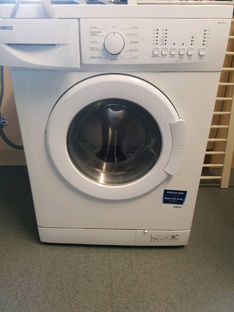 SSTC Beko 6kg Washing Machine