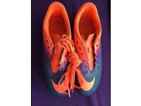 Nike Football Boots Size 4 and 5