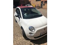 Fiat 500c beautiful condition, one lady owner - perfect summer car!