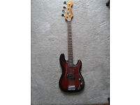 Jim Deacon Bass Guitar