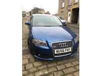 Audi A3 2.0 Tdi S line 170 sportback Blue Not Golf Bmw