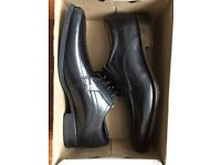 2 smart/formal Clarks shoes - Brand new & never worn - £35 ONO - size 7