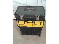 Stanley Tool storage wheeled cabinet