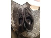Brand new Cosy Feet size 12 leather men's shoes