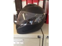 Crash helmet size xl Matt black