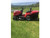 Mountfield ride on mower.