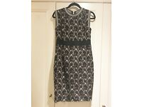 Ladies dress (day or evening) Designer Sportmax Code Size 12 (medium)