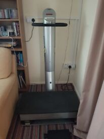 Power plate like new hardly been used