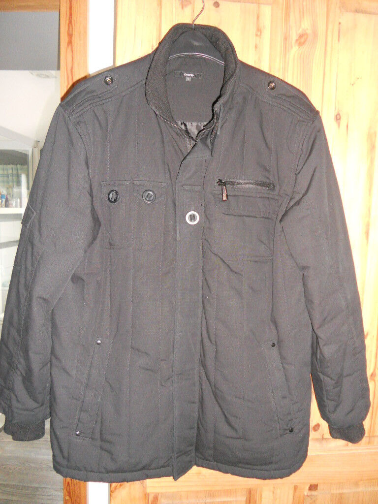 Gents coat (large)