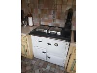 GAS Rayburn Gas Cooker G7