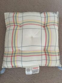 Laura Ashley chair cushions/pads brand new