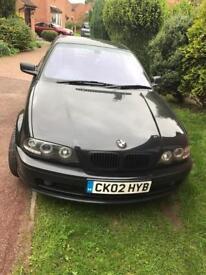 BMW E46 2.0 2002 coupe