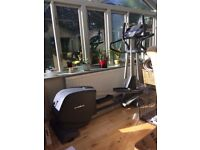 Cross Trainer: Nordic Track CXT 1200 gym performance cross trainer.