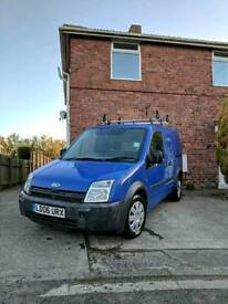 2006 Ford Transit Connect 12 months MOT