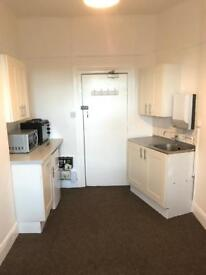 Bedsit with own kitchen area available