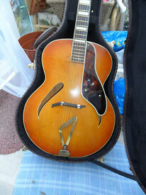 gretsch synchromatic c1940s usa . px poss