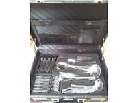 Swiss-Rikon-Selina-72-piece-cutlery-set-in-Leather-Case-Amazing-Quality-Rare-set