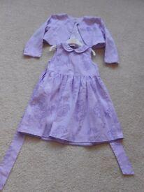 Abella designer dress age 2-3yrs