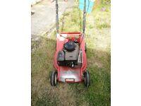 Ibea petrol lawnmower