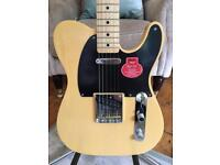 **NEW** Fender 'Baja' Classic Player 50s Telecaster – Butterscotch Blonde - *Courier Delivery*