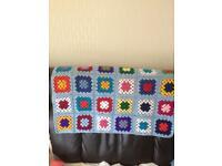 Crochet Afghan cover