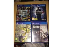 GTA game bundle PS4