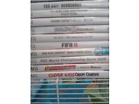I also have another white wii with a difftent 12 games